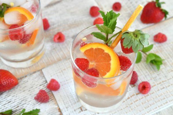 Drink verantwoord Hard Seltzer